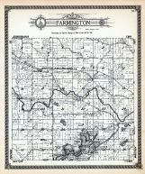 Farmington Township, Waupaca County 1923